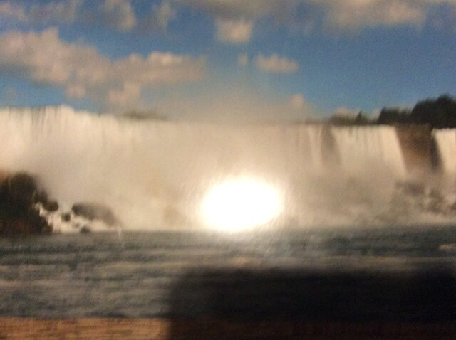 Les chute du Niagara