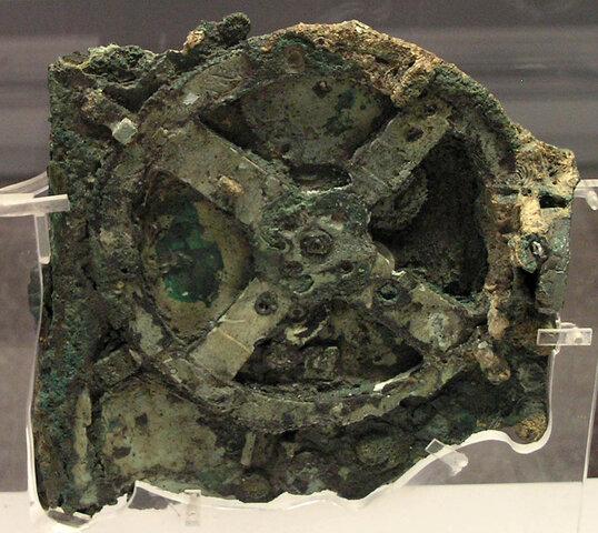 Mecanismo Antikythera