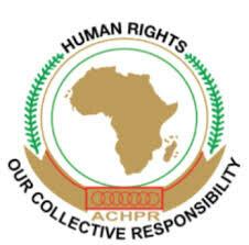Carta Africana de Derechos Humanos y de los Pueblos.
