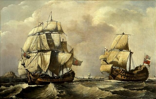 Comercio Trasatlántico - Sigo XVII