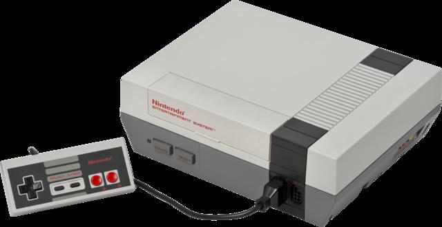 Nintendo Entertainment System de Nintendo