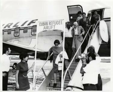 The Cuban Refugee Program