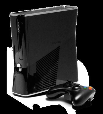 Xbox 360 de Microsoft.