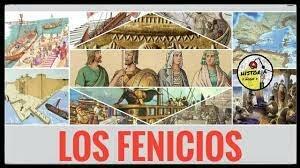 Civilización Fenicia (Antiguedad)
