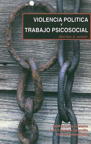 Violencia política y trabajo Psicosocial.