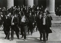 Golpe de estado y fin república parlamentaria