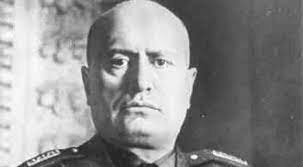 Mussolini is reached