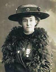 Emmelie Pankhurst y Emily W. Davison