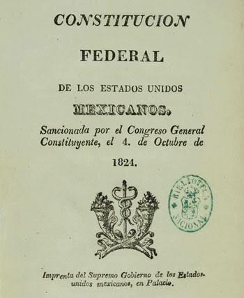 """""""Constitución Federal de de los Estados Unidos Mexicanos"""""""