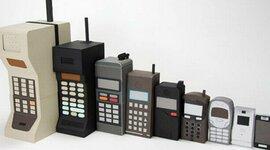 EVOLUCION DE LOS TELEFONOS timeline