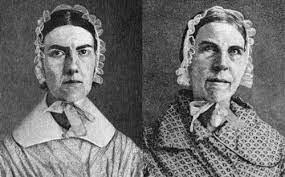 Las hermanas Grimké
