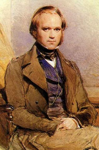 Charles Darwin was elected as a Fellow of the Royal Society of London