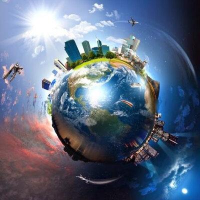 Cambios de Negocios a Nivel Mundial Apoyados en la Globalización timeline