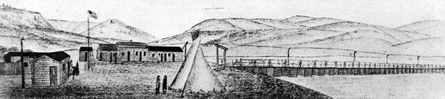 Battle of Platte Bridge
