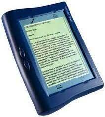 Aparece el primer libro digital.
