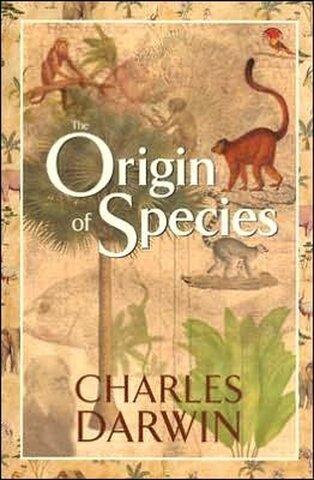 Charles Darwin, 1809-1882 – On the Origin of Species