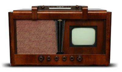 Televisión con semivisor