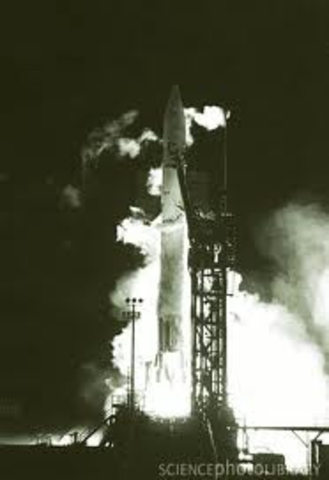 Launch of Pioneer