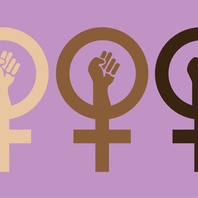 Mujeres feministas a través de la historia. timeline
