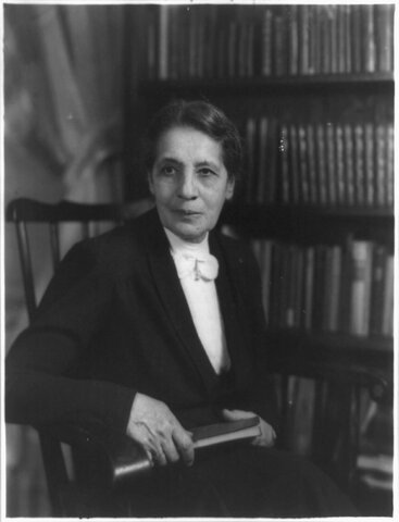 First Woman to Graduate Law School