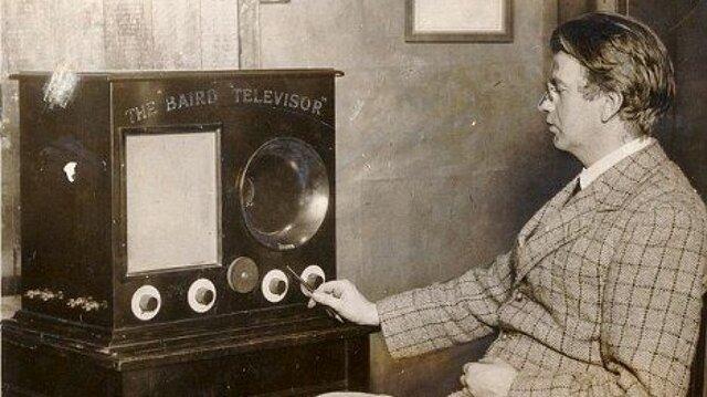 Nacimiento de la television