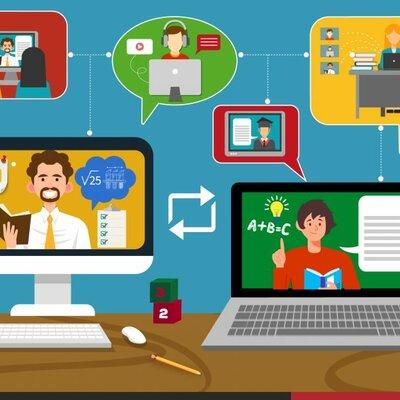 Historia de la tecnología en la Educación timeline