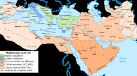 El Imperio islámico timeline