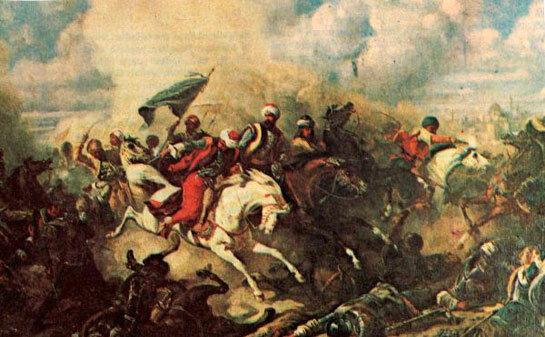 1596  Haçova Muharebesi
