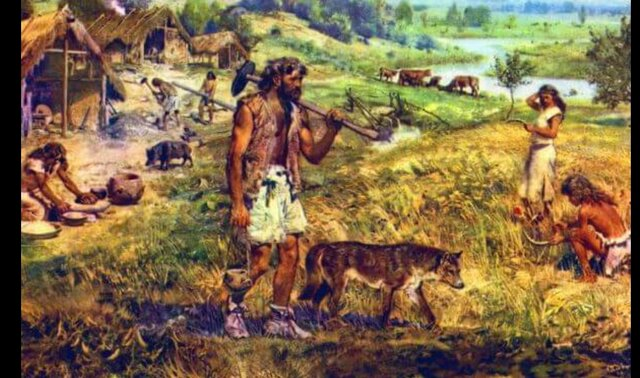 Surgimiento de la ganadería y la agricultura