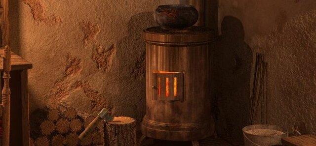 Invención de la calefacción