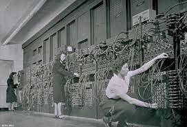 ENIAC PRIMER COMPUTADOR