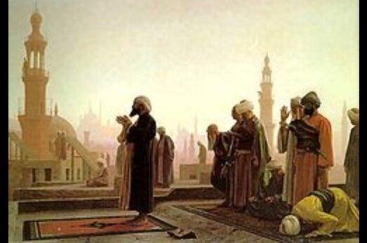 Surgimiento del islam