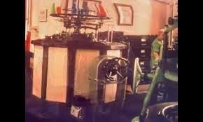 Primera maquina automatizada.