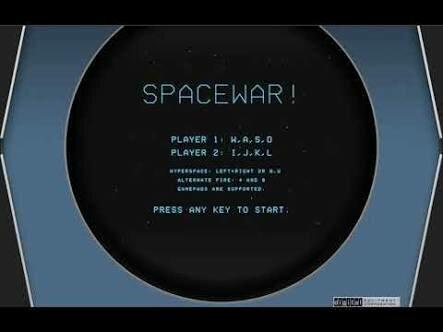 'Spacewar!'