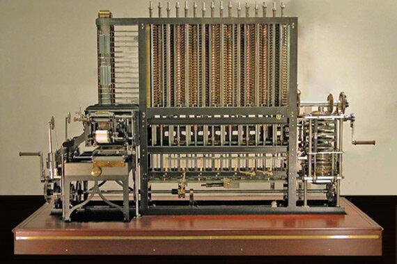 La máquina diferencial (Babbage)