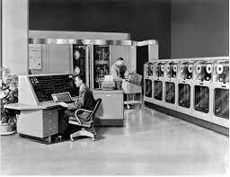 UNIVAC, el 1º comercial