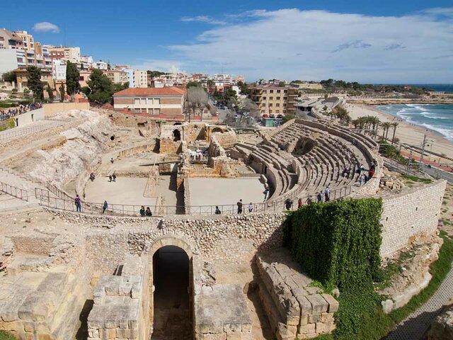 Fundació de la ciutat Tarraco