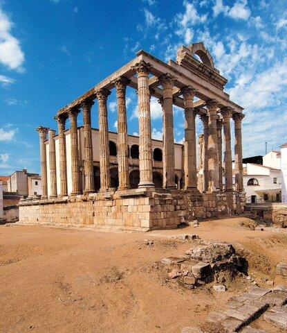 Fundació de la ciutat Emerita