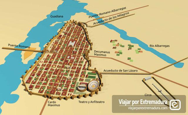 Fundació de la ciutat Augusta