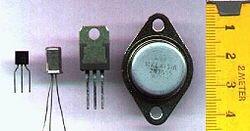 1er uso del transistor