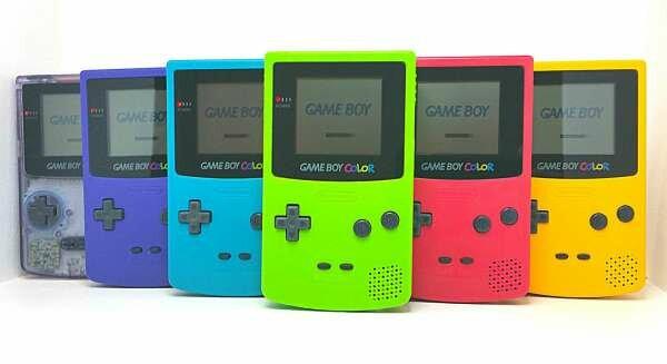 The Game Boy Colour