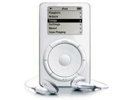 MP3 de  apple
