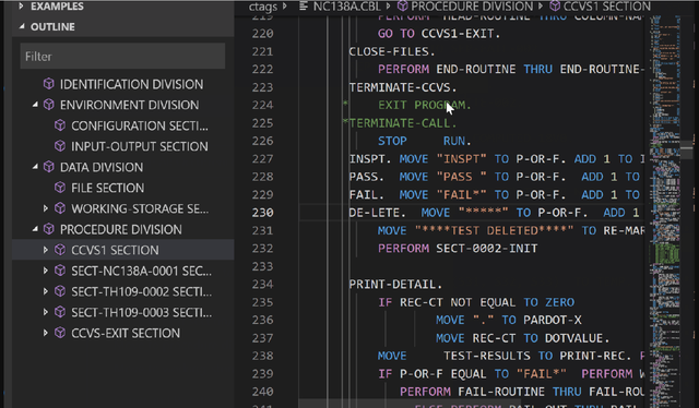 Creación de los primeros lengaujes de programación