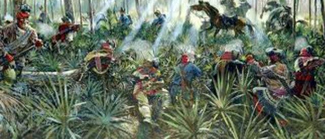 The Third Seminole Wars