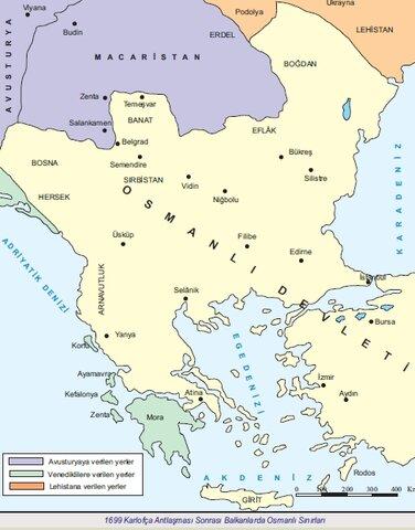 1699 Karlofça Antlaşması