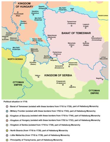 1718 Pasarofça Antlaşması
