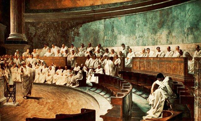 Rome -The Republic.