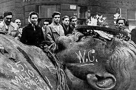 Las revueltas de Hungría 1956 (Invasión Soviética de Hungría)