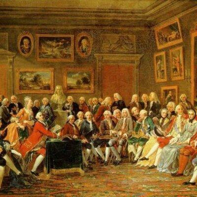 Siglo XVIII timeline