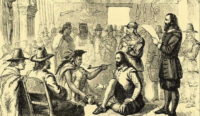 -Colonización de América del Norte, 1585